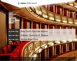 Vienna Opera Tickets